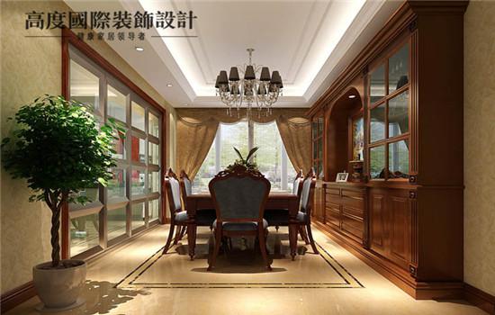 欧式 新古典 装修 设计 餐厅图片来自高度老杨在中景未山赋 欧式新古典主义的分享