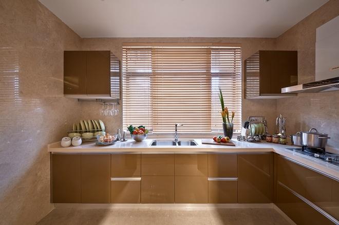 厨房图片来自家装大管家在温暖自在空间 346平现代简约别墅的分享