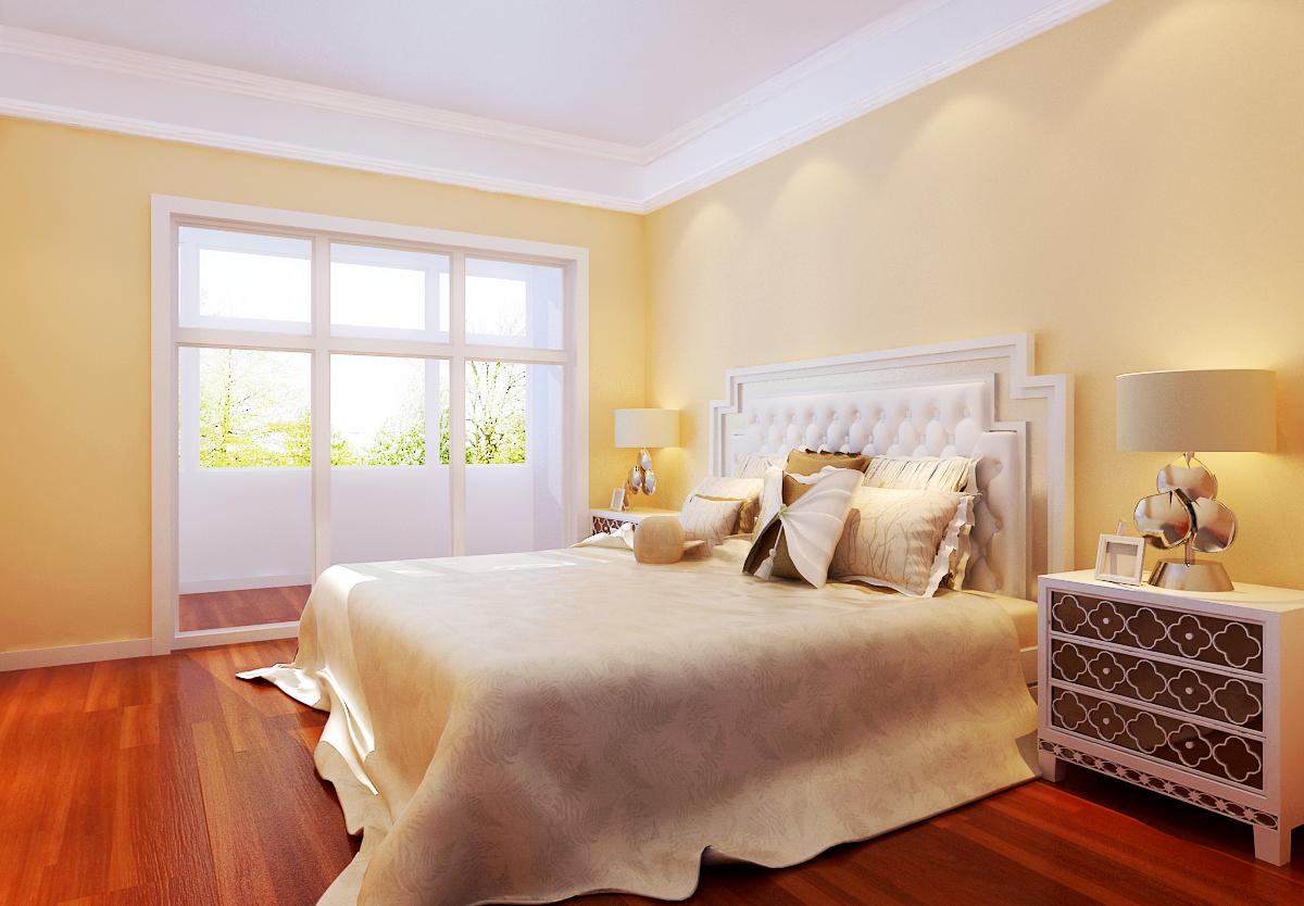 卧室图片来自今朝装饰小徐在k2海棠湾  185平现代简约风格的分享