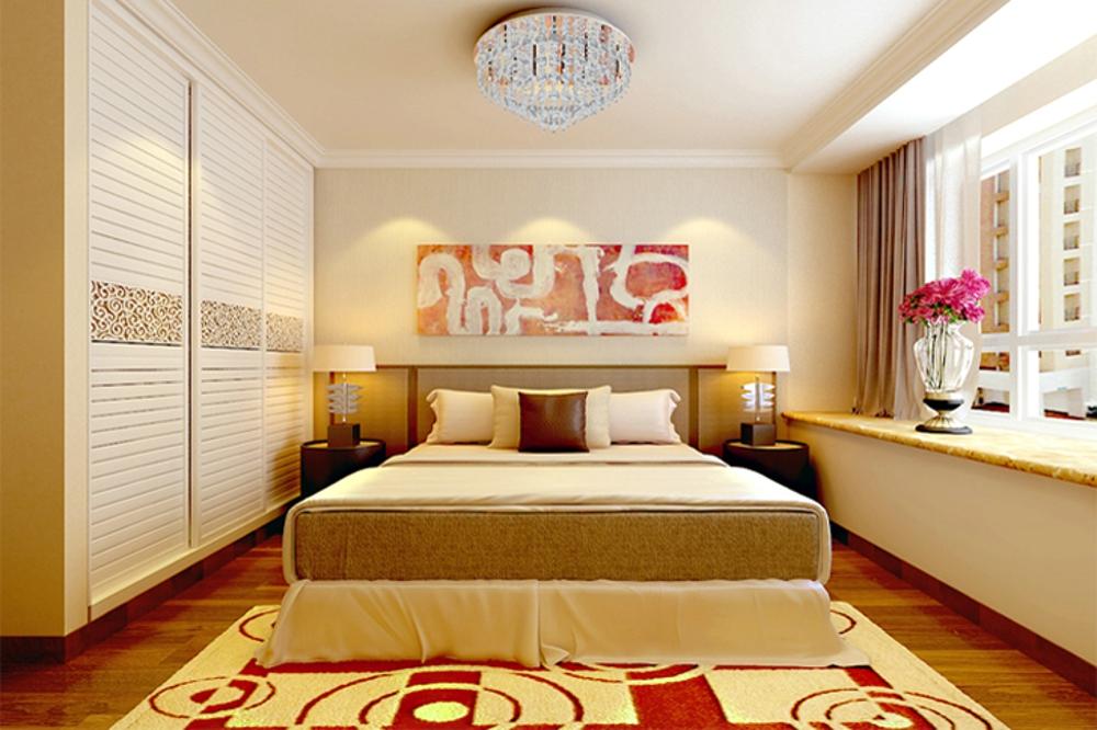 三居 欧式 卧室图片来自石家庄业之峰装饰虎子在祥云国际149平米现代简约风格的分享