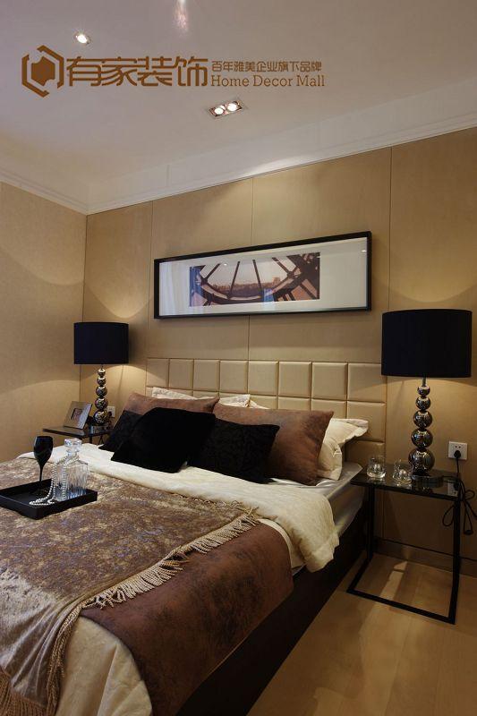 简约 混搭 二居 白领 收纳 80后 小资 卧室图片来自福州有家装饰工程有限公司在【有家装饰】家天下三木城的分享