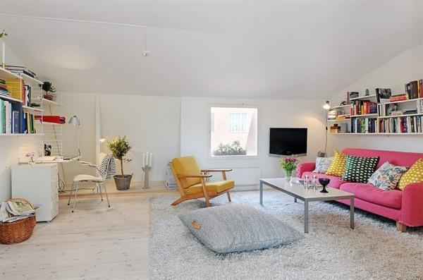 客厅图片来自今朝装饰小闫在白领公寓 追求尽善尽美的分享