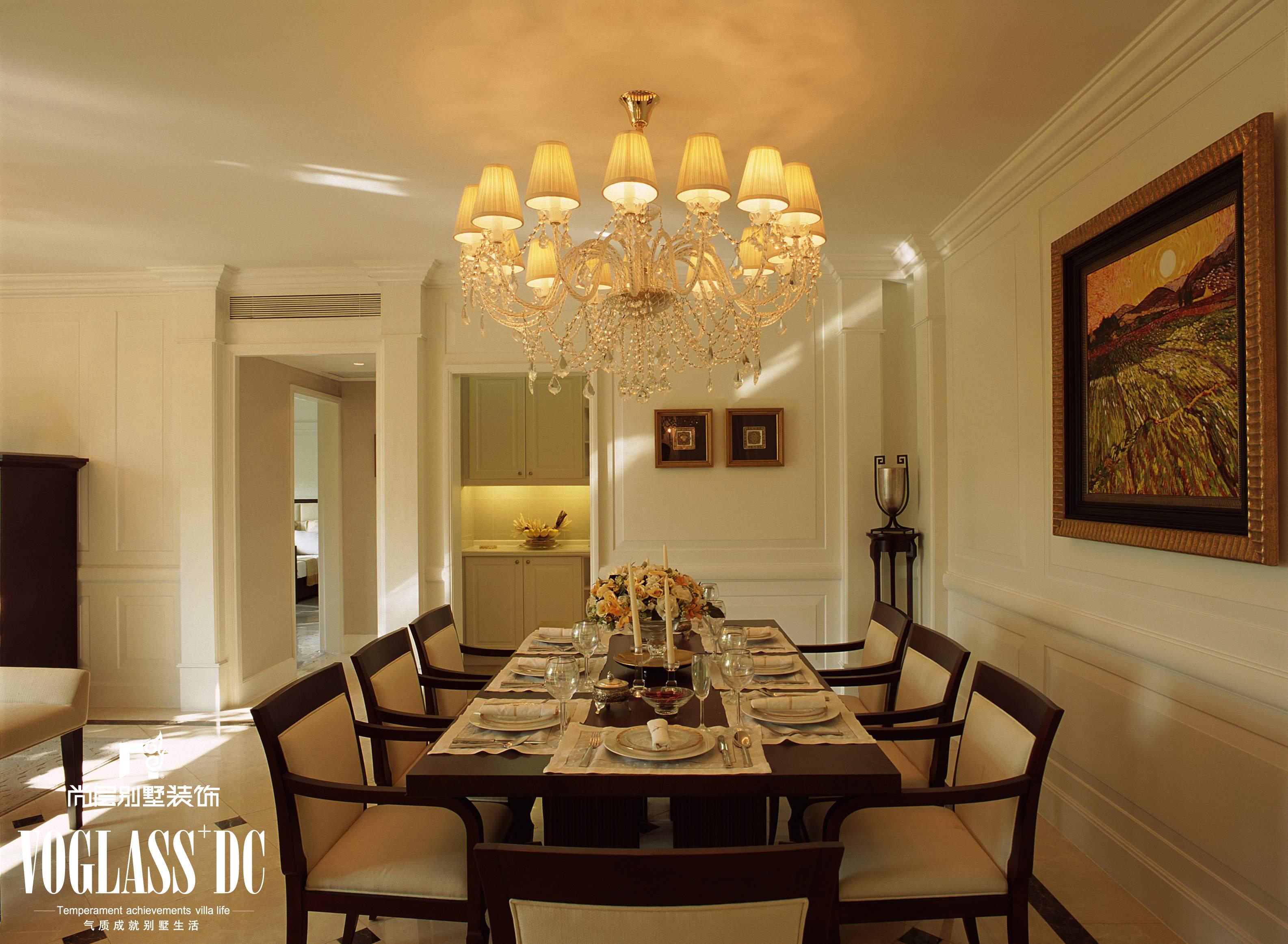 二居 三居 别墅 白领 80后 旧房改造 餐厅图片来自天津尚层装修韩政在美式风格的分享