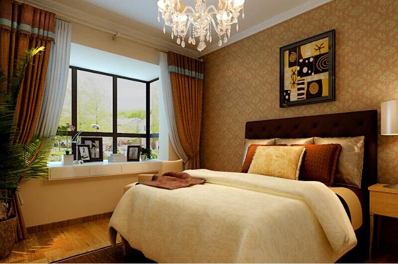 卧室图片来自tjsczs88在首创装饰-富民河畔的分享