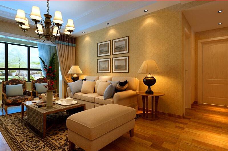 客厅图片来自tjsczs88在首创装饰-富民河畔的分享