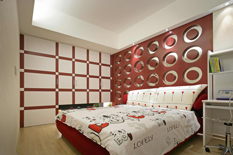 简约 现代 今朝装饰 三居 卧室图片来自今朝装饰小郭在空间的典雅和自由并存的分享
