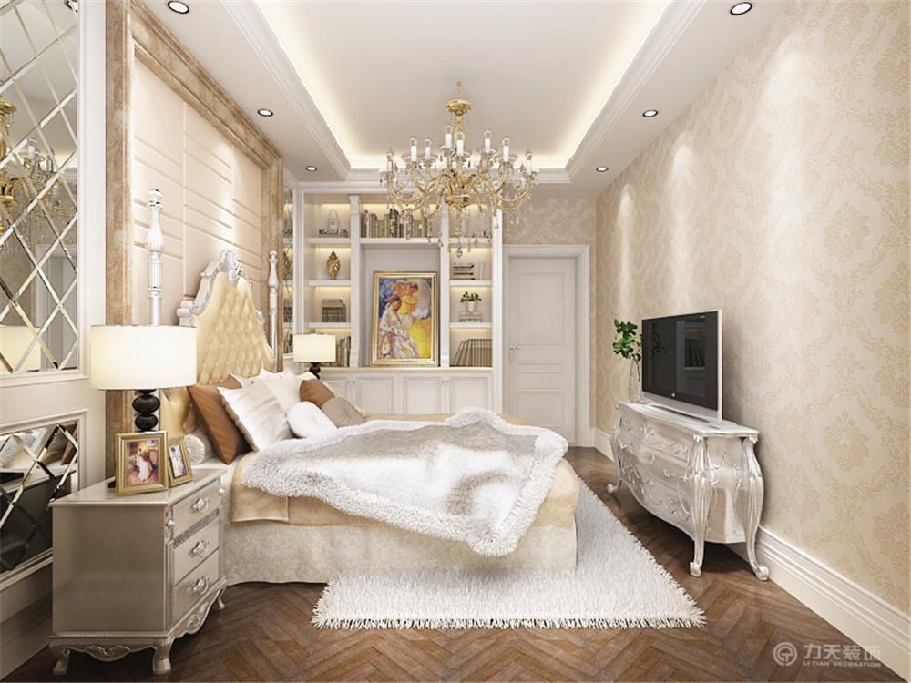 简约 二居 白领 收纳 旧房改造 80后 小资 卧室图片来自阳光力天装饰梦想家更爱家在金地艺境3室2厅1卫1厨 107.00㎡的分享