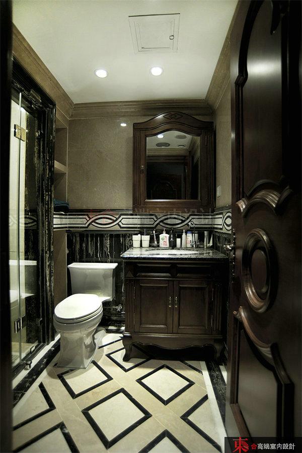 卫生间图片来自東合設計在时光。收藏。家的分享