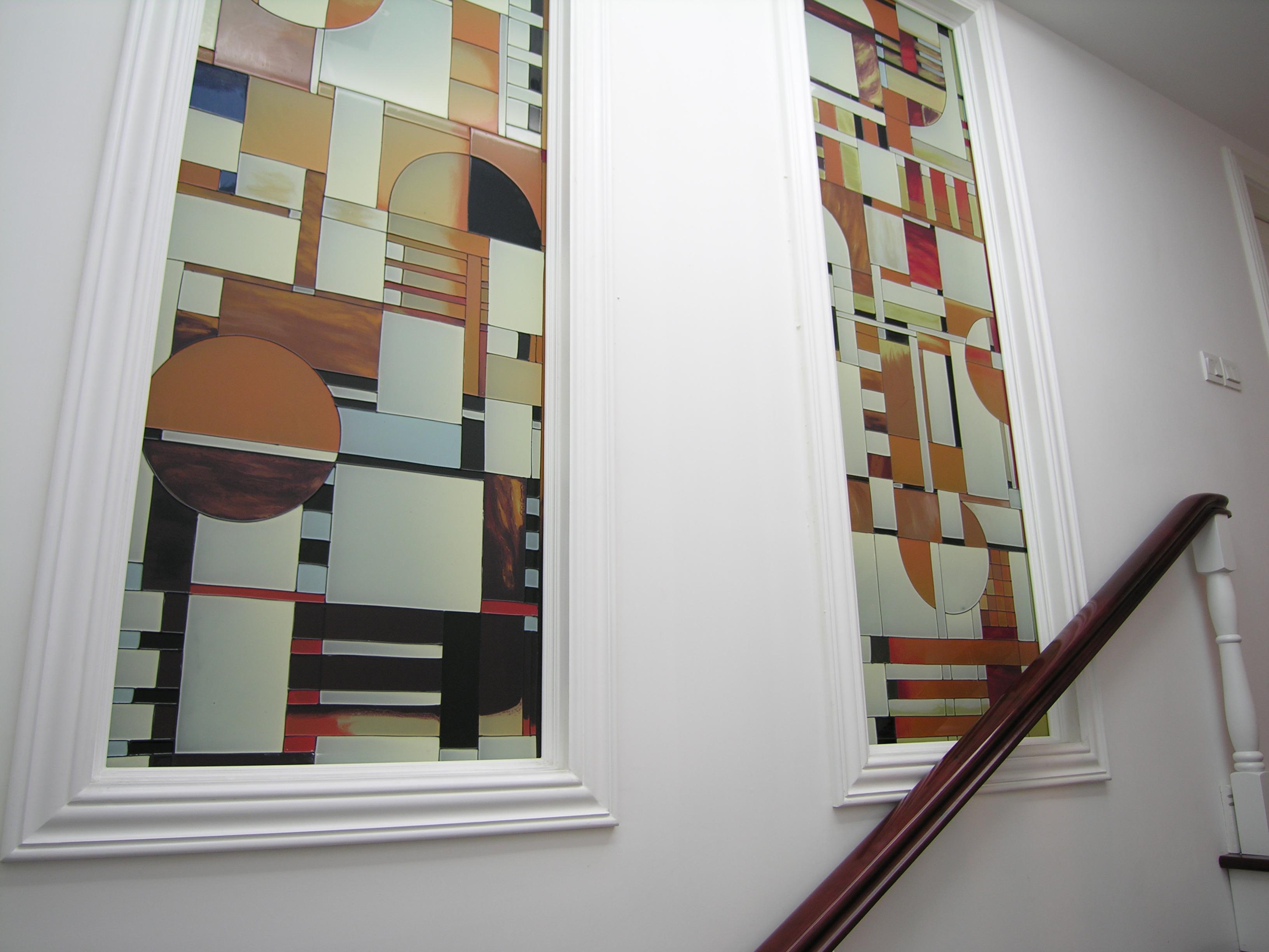 欧式 别墅 楼梯图片来自小若爱雨在金色家园(二)的分享