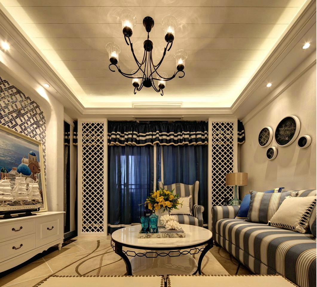 三居 客厅图片来自百家装饰小王在金地长青湾145平的分享