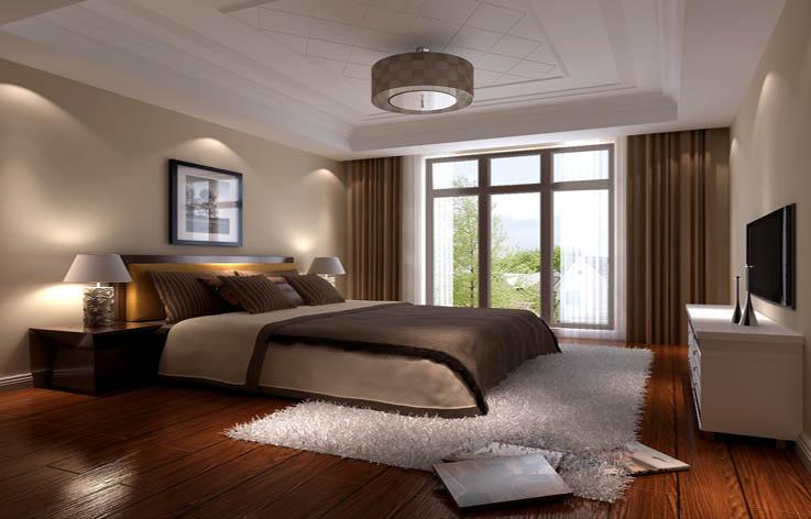 低调奢华 卧室图片来自高度国际宋书培在珠江四季悦城装饰效果图的分享