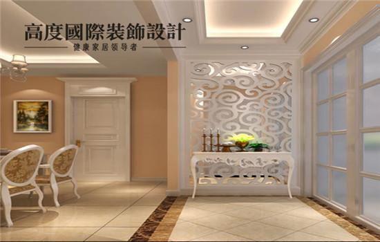 欧式 装修 设计 餐厅图片来自高度老杨在水色时光欧式风格二室一厅103平的分享