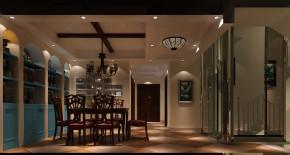简约 别墅 白领 80后 托斯卡纳 高度国际 时尚 白富美 秦大涛 餐厅图片来自北京高度国际装饰设计在孔雀城托斯卡纳别墅的分享