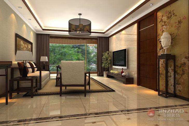 三居 客厅图片来自152xxxx4841在文教城160平的分享