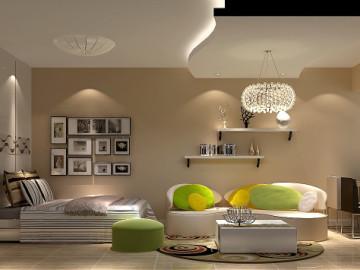 【江南山水】一室一厅的优雅温馨