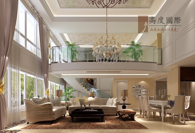 奢华风格 客厅图片来自成都高度国际别墅装饰在奢华风格的分享