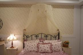 温馨 舒适 田园 卧室图片来自成都生活家装饰在60㎡温馨小资田园风格的分享