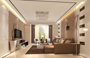 高度国际 简约 现代 三居 白领 80后 婚房 秦大涛 白富美 客厅图片来自北京高度国际装饰设计在浪漫至极的现代婚房的分享
