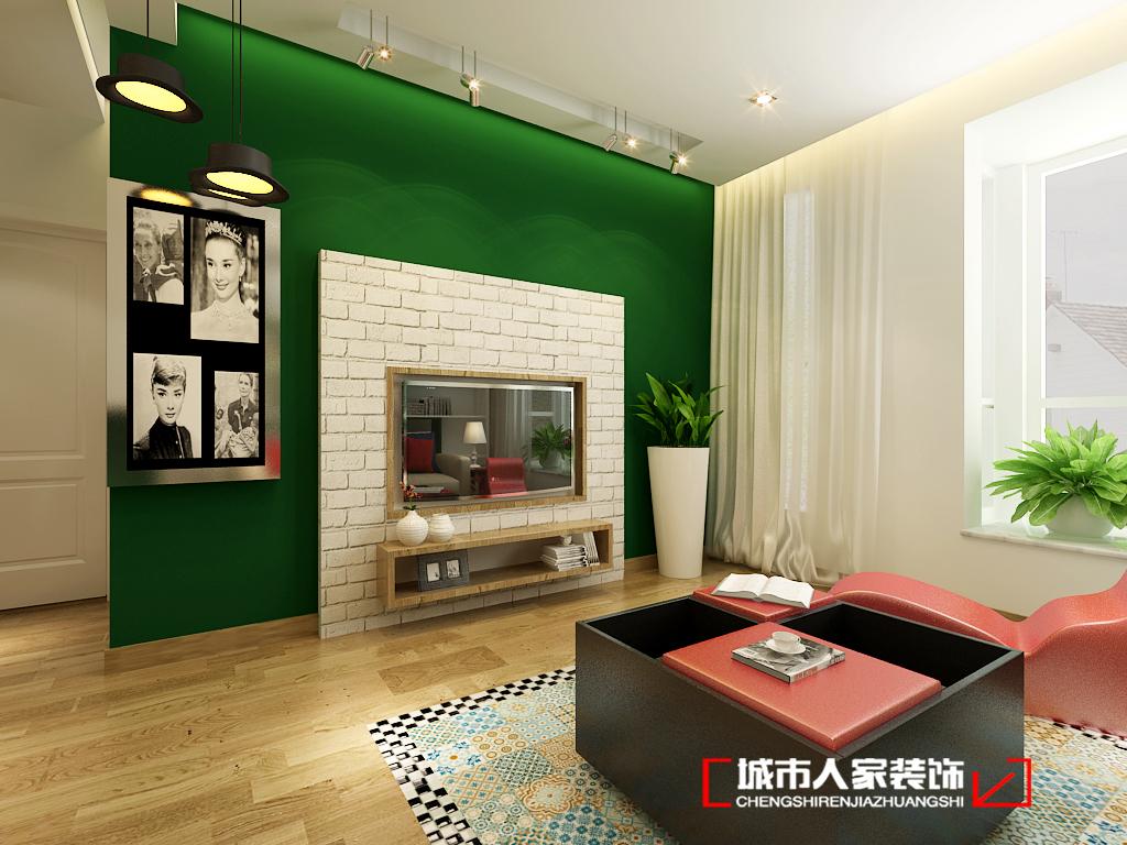 混搭 别墅 小资 白领 简约 客厅图片来自石家庄装修装饰设计公司在奥克兰 280平 现代简约的分享