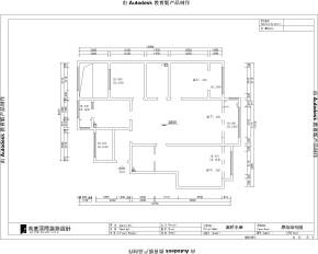 高度国际 简约 现代 三居 白领 80后 婚房 秦大涛 白富美 户型图图片来自北京高度国际装饰设计在浪漫至极的现代婚房的分享