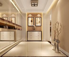 高度国际 简约 现代 三居 白领 80后 婚房 秦大涛 白富美 玄关图片来自北京高度国际装饰设计在浪漫至极的现代婚房的分享