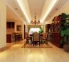 棕榈泉美式风格别墅设计图