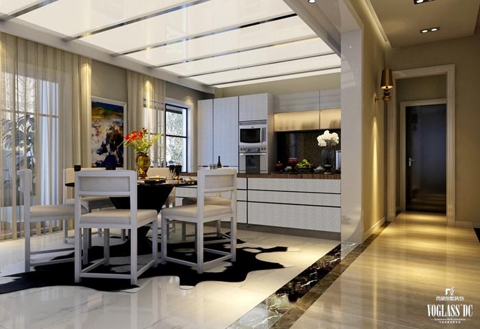 简约 别墅 厨房图片来自天津尚层装修韩政在海逸王墅现代风格的分享