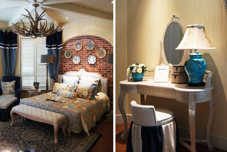 混搭 二居 白领 80后 慕尚家居 装修设计 卧室图片来自慕尚族在海伦春天87平混搭风格案例的分享