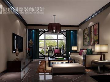 中景江山赋 新中式 公寓