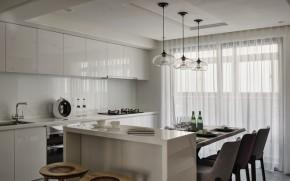 简约 三居 阿拉奇设计 家庭装修 宜家 厨房图片来自阿拉奇设计在现代简约家庭装修的分享
