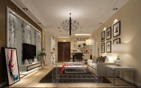 简约 港式 高度国际 秦大涛 白富美 三居 白领 80后 褐石园 客厅图片来自北京高度国际装饰设计在打造港式浪漫的分享