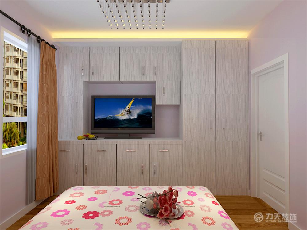 简约 别墅 白领 收纳 旧房改造 80后 小资 卧室图片来自阳光力天装饰梦想家更爱家在金隅悦城1室2厅52.00㎡的分享