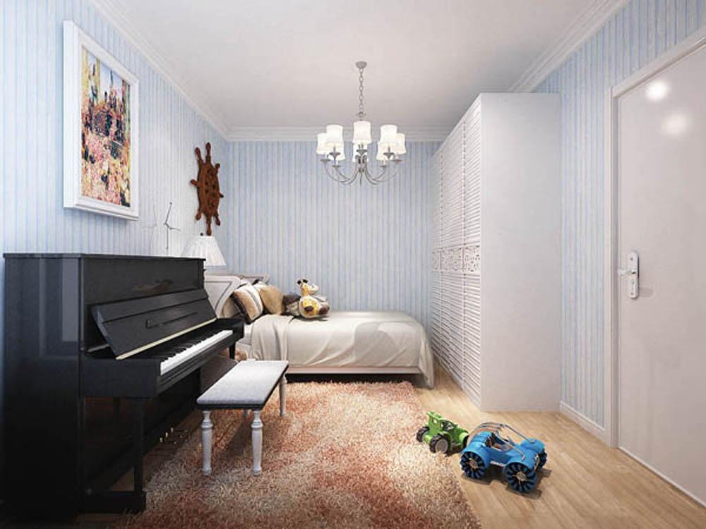 三居 简欧 儿童房图片来自业之峰装饰赵先生在童年河的分享