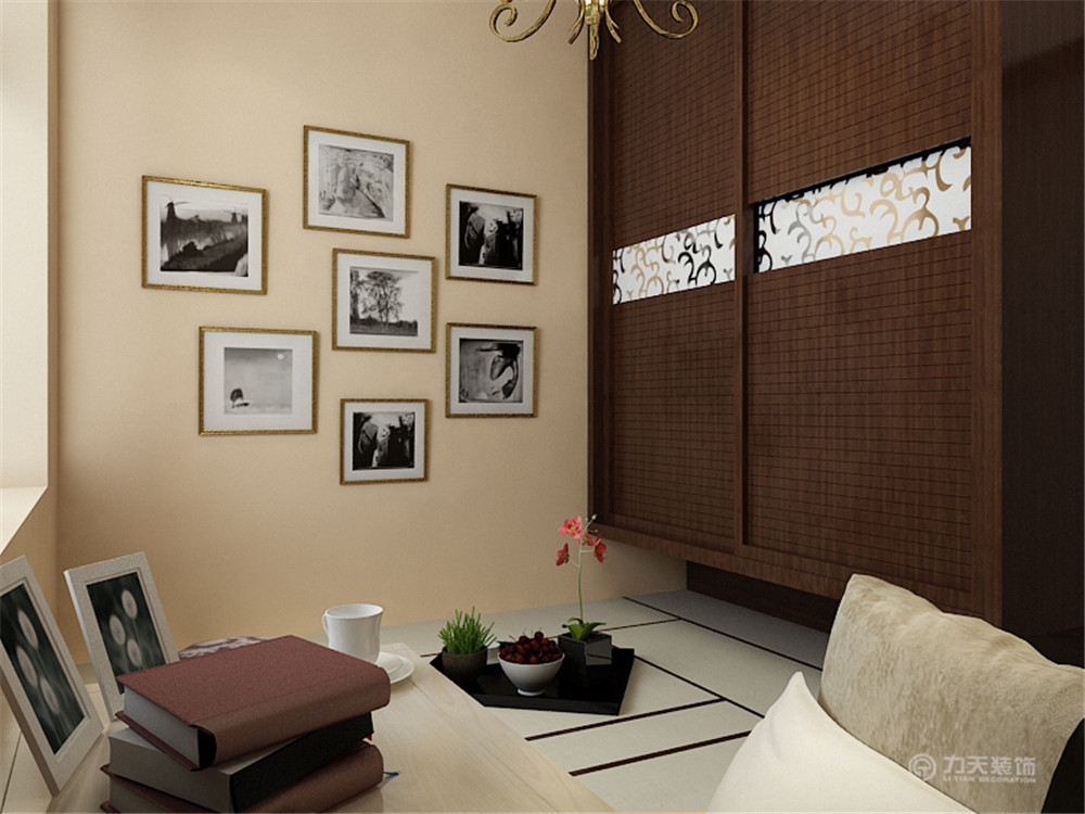简约 二居 别墅 白领 收纳 旧房改造 80后 小资 卧室图片来自阳光力天装饰梦想家更爱家在海上国际 三室一厅 一厨一卫90㎡的分享