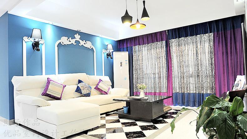 客厅图片来自今朝装饰小闫在水晶城堡的分享