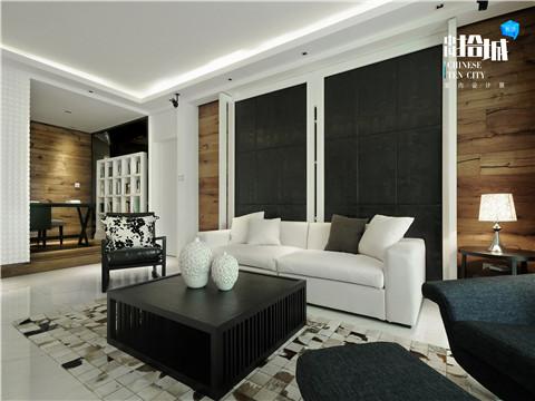 简约 三居 白领 80后 小资 客厅图片来自湖南美迪装饰在我型我素的分享