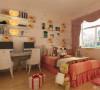 本户型位于瑞晨家园两室一厅一厨一卫91㎡。设计风格是地中海风格。