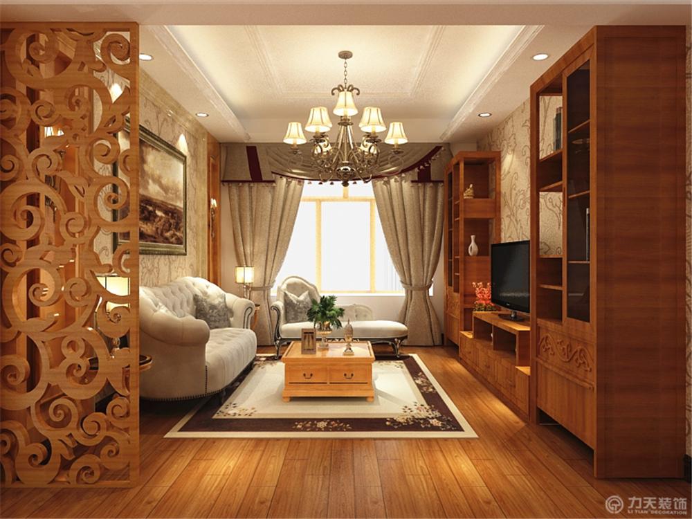 混搭 二居 白领 收纳 80后 小资 客厅图片来自阳光力天装饰在阳光晶典-74㎡-混搭风格的分享