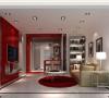居室空间是根据相互间的功能关系组合而成的,而且功能空间相互渗透,空间的利用率达到最高