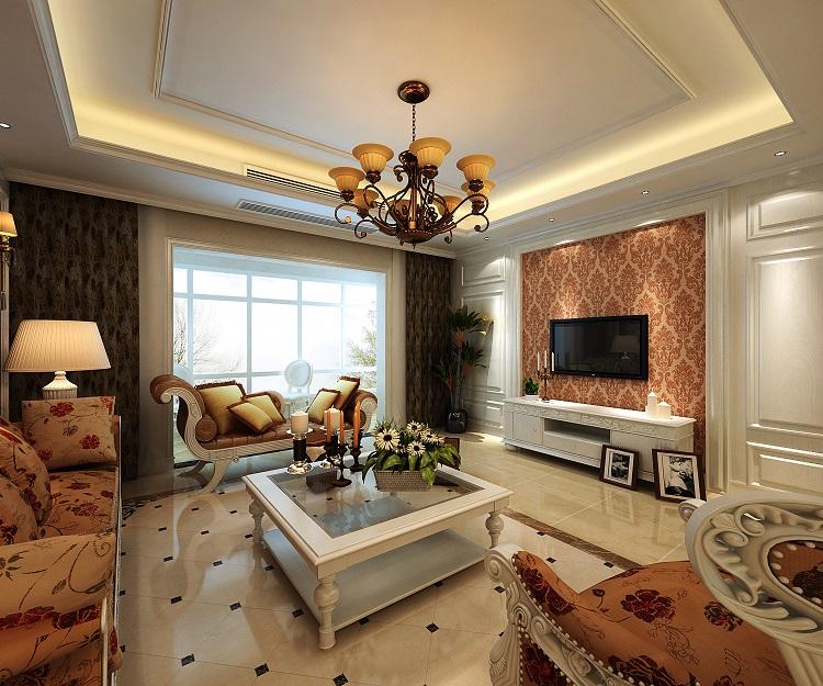 简约 田园 三居 别墅 白领 80后 小资 客厅图片来自西安龙发装饰在舒适、质朴、自然的田园风格的分享