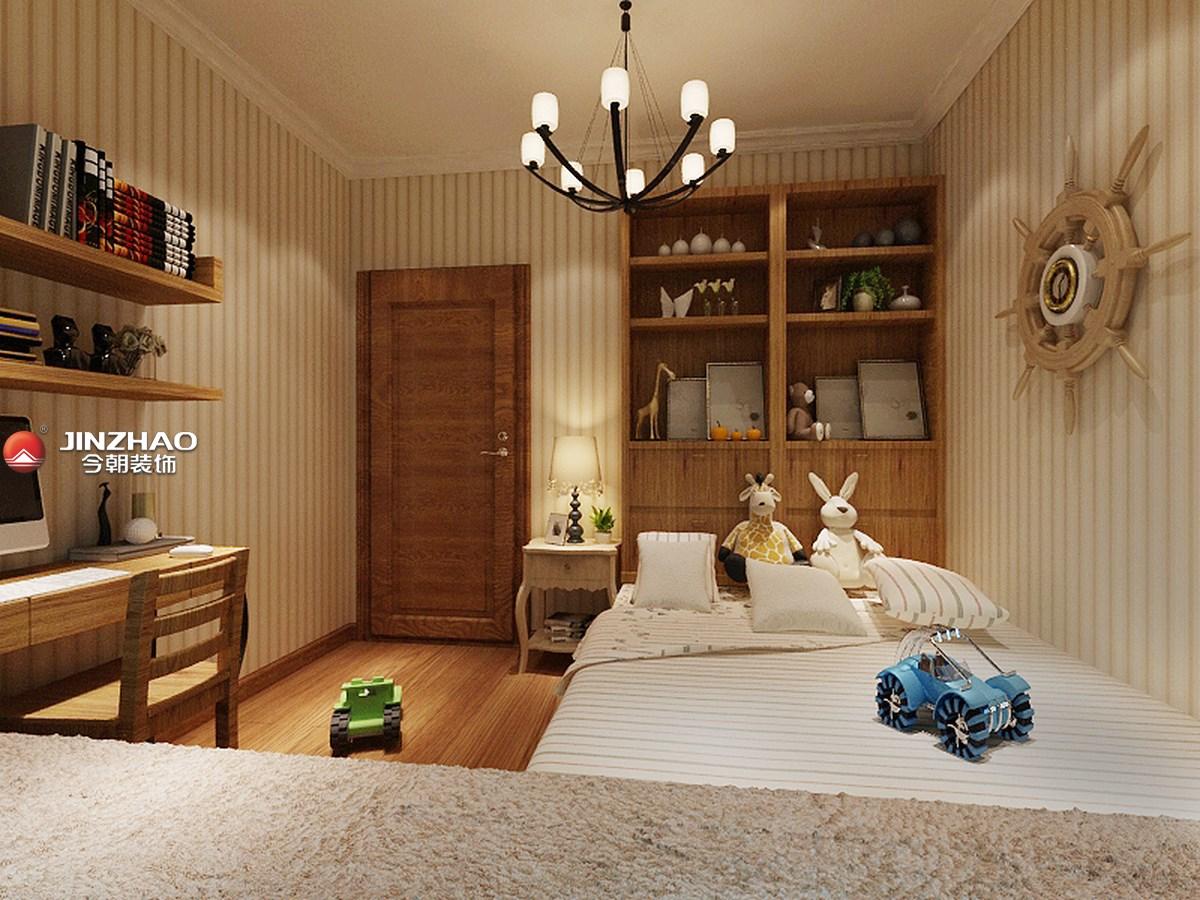 欧式 卧室图片来自152xxxx4841在恒大绿洲 210平复式的分享