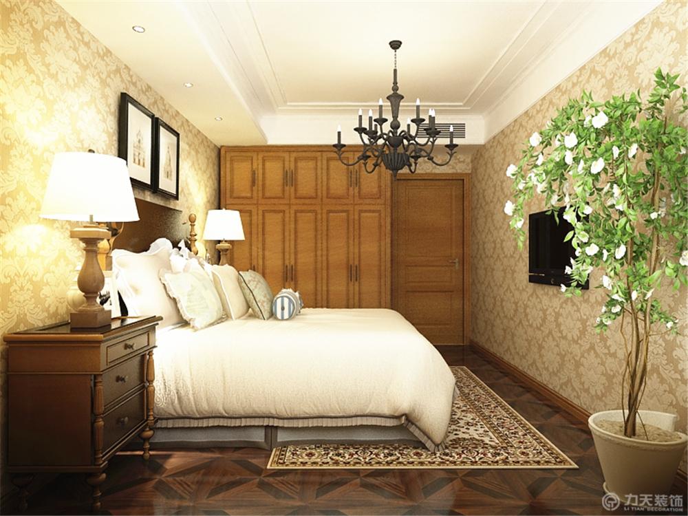 混搭 二居 白领 收纳 80后 小资 卧室图片来自阳光力天装饰在阳光晶典-74㎡-混搭风格的分享