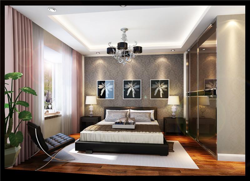 卧室图片来自石俊全在北京华贸城的分享