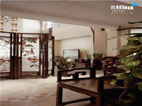 田园 三居 白领 小资 客厅图片来自湖南美迪装饰在花木意的分享