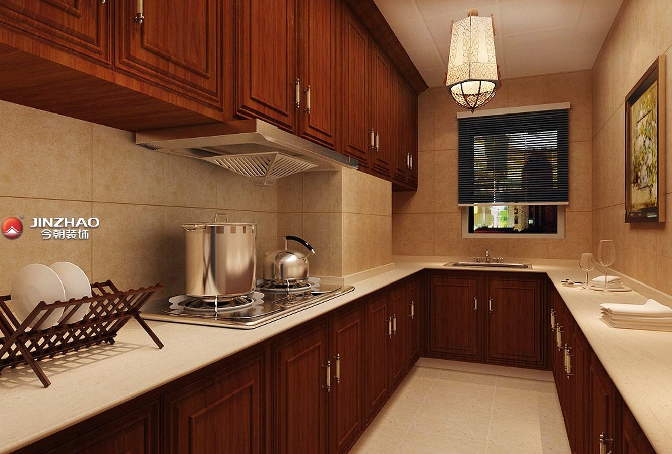 欧式 厨房图片来自152xxxx4841在恒大绿洲 210平复式的分享
