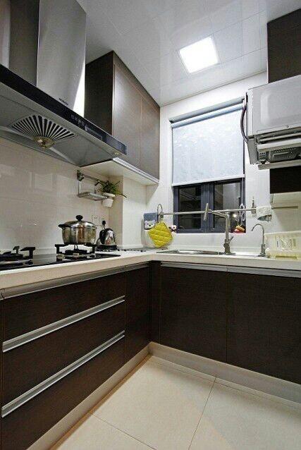 简约 二居 厨房图片来自天津尚层装修韩政在社会山2014的分享