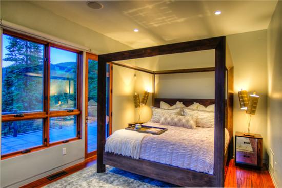 卧室图片来自石俊全在自在随意美式风的分享