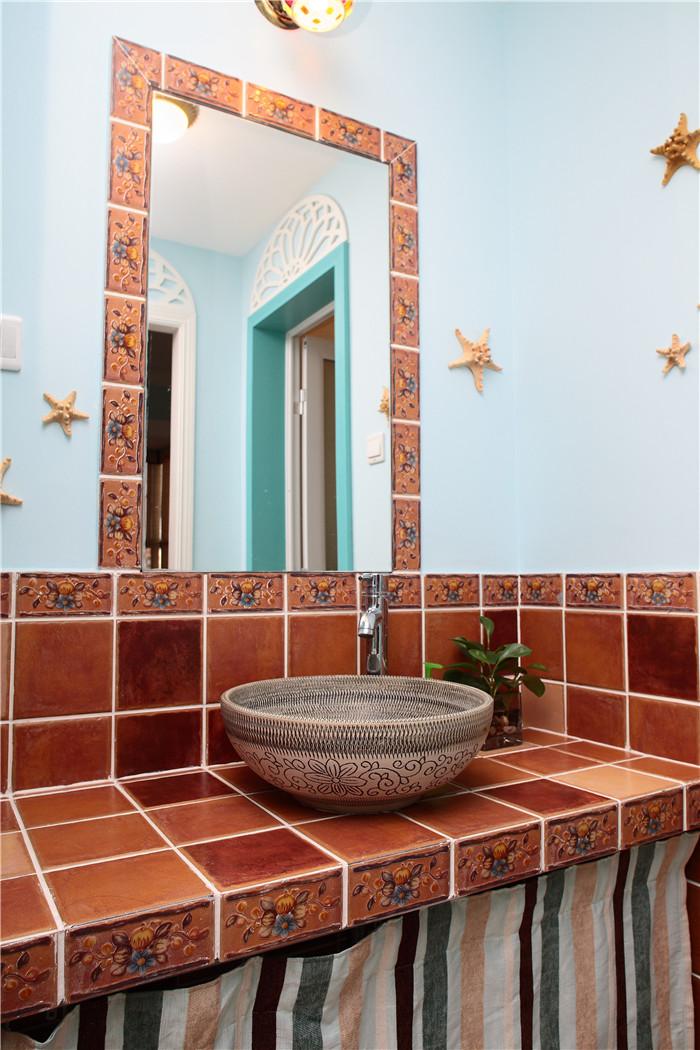卫生间图片来自高度国际装饰王伟在【浪漫的地中海】---新岸线的分享