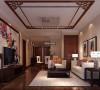 按照老家具来定位风格,硬装以现代简约为主,局部采用实木线条装饰,让现有家具成为主角,整个空间感特强.