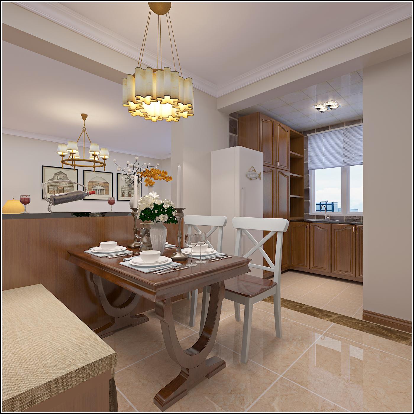 简约 二居 白领 小资 80后 餐厅图片来自石家庄装修装饰设计公司在海龙湾100平现代简约的分享